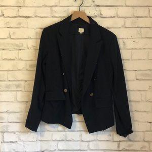 A new day military style blazer